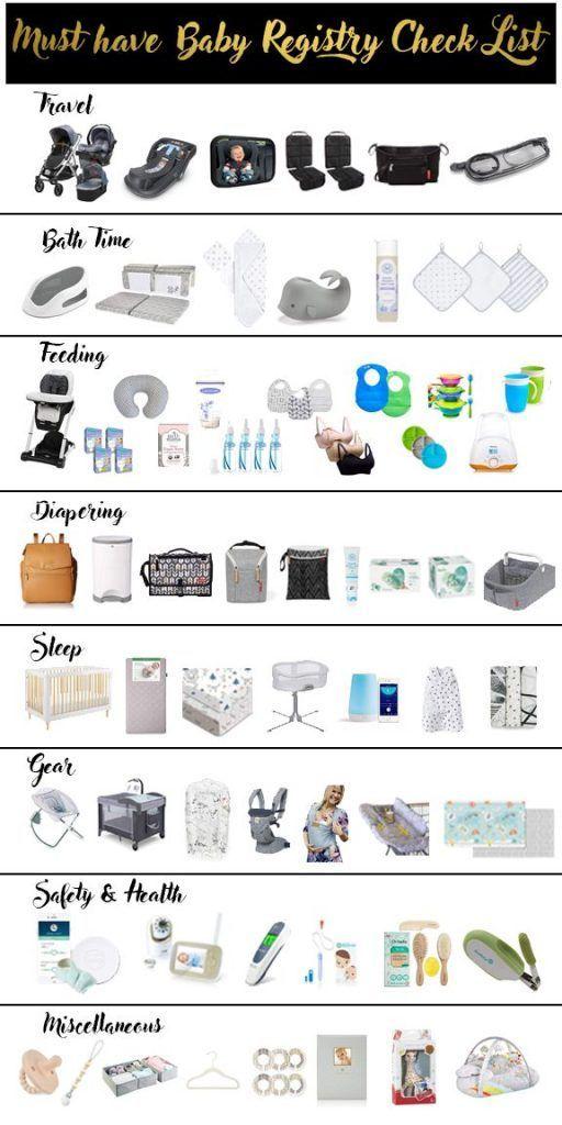 Baby Registry | Baby Registry | Baby registry essentials, Baby