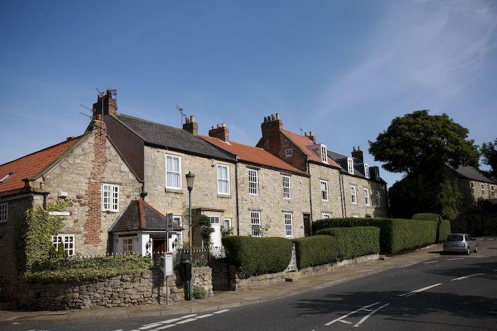 Cleadon Village, South Tyneside.