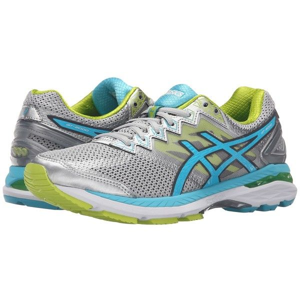ASICS GT-2000 4 Women's Running Shoes ($120) ❤ liked on Polyvore featuring