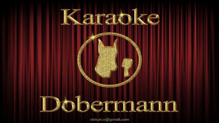 Roberto Carlos - El gato que está triste y azul - Karaoke Dobermann - HD...