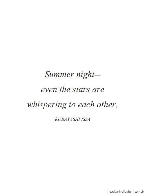 ~Summer Night