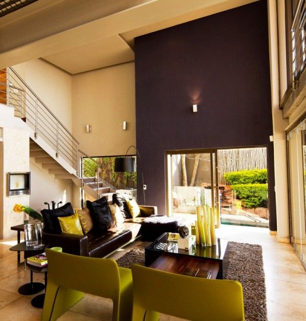 South African Home   Nico Van Der Meulen Architects. South African  HomesModern Living Room DesignsGarden ...
