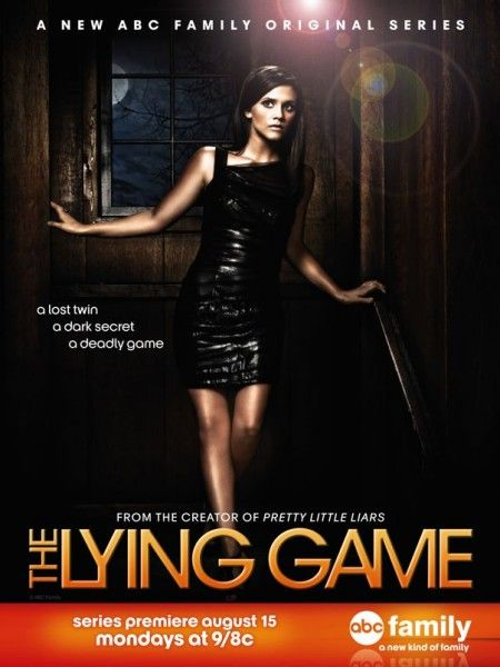 The Lying Game: The characters in this series are not very strong, but I like the basic story. It has some surprising turns of events.