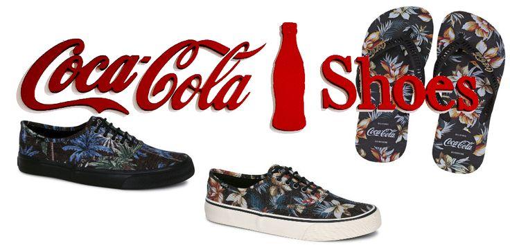 - Coca-Cola Shoes apresenta modelos versáteis e cheios de estilo para o público lifestyle.Jaqueline Fernandes