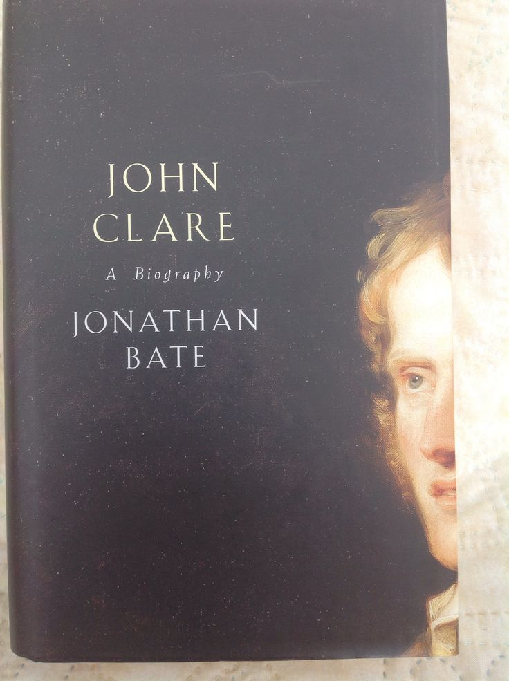 Biography of poet John Clare; excellent insight into his life and work.