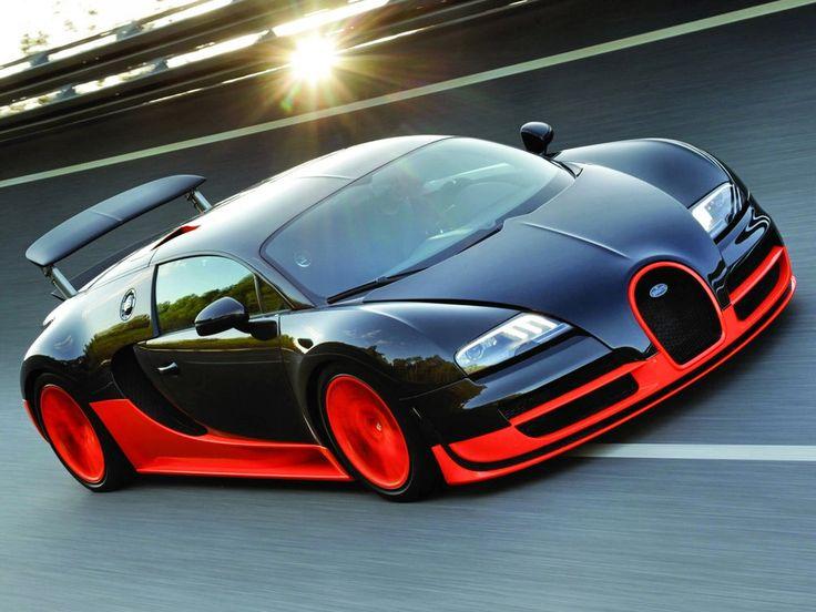 Bugatti Veyron Super Sport : Les voitures les plus chères du monde - Linternaute