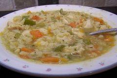 French Soup Recipe in Urdu &