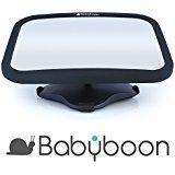 Hauck 618370 Watch Me - Espejo retrovisor para asiento trasero: Amazon.es: Bebé