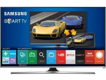 """Smart TV Gamer LED 55"""" Samsung UN55J5500 - Full HD Conversor Integrado 3 HDMI 2…"""