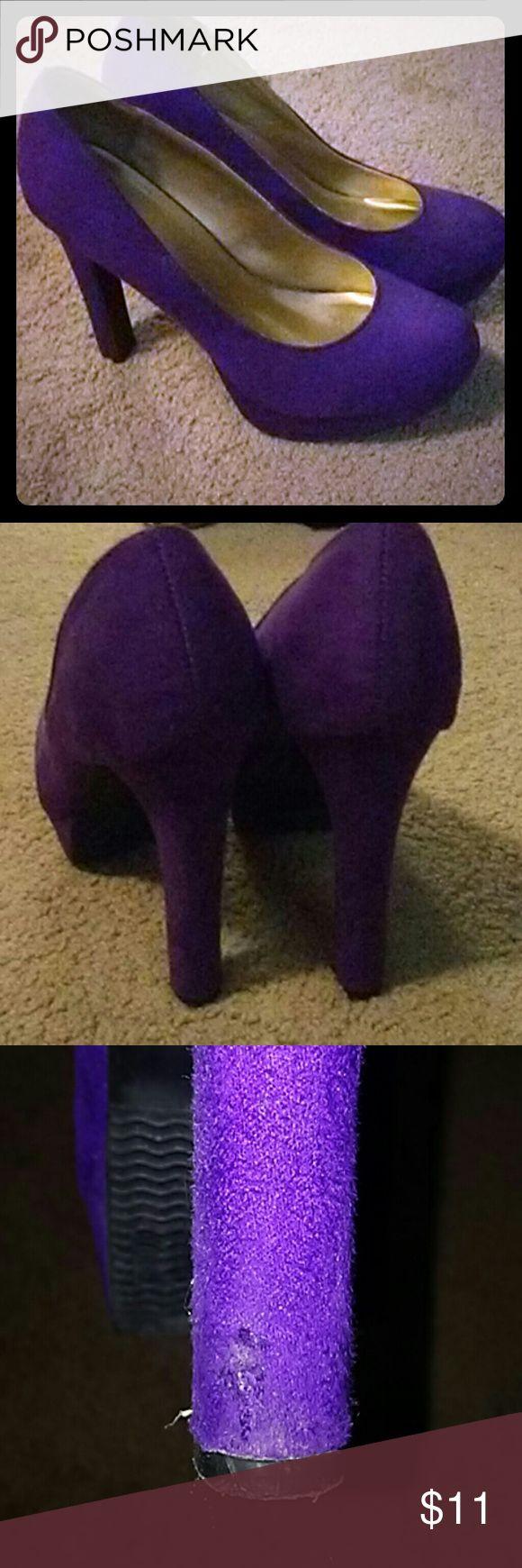 17 Best ideas about Purple High Heels on Pinterest | Sexy heels ...