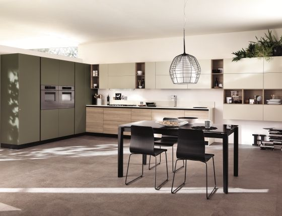 Cool LiberaMente Kitchen Collection From Scavolini : Cool Ultra Modern  Kitchen By Scavolini