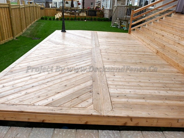Patio Deck Ramp #Toronto #Deckdesign #customdeck | Toronto Deck Design And  Contracting | Pinterest | Decking, Patios And Deck Design