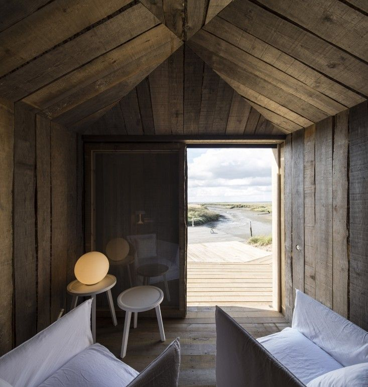 Living Area in Cabanas Rio | Remodelista
