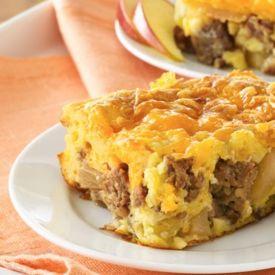 Apple Pie Cake Mix Muffins