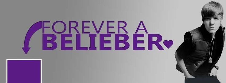 Get the new Forever Belieber Justin Bieber Facebook Cover for your Facebook profile