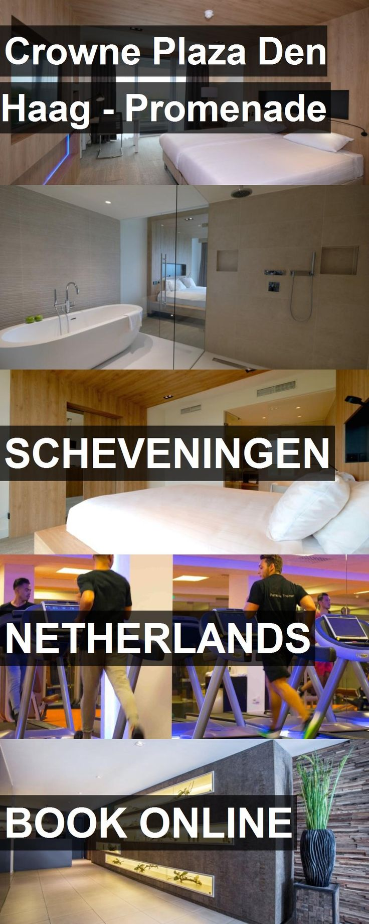 Hotel Crowne Plaza Den Haag - Promenade in Scheveningen, Netherlands. For more information, photos, reviews and best prices please follow the link. #Netherlands #Scheveningen #travel #vacation #hotel