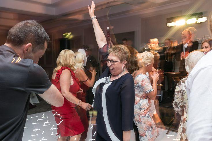 druids glen wedding photographer dancing