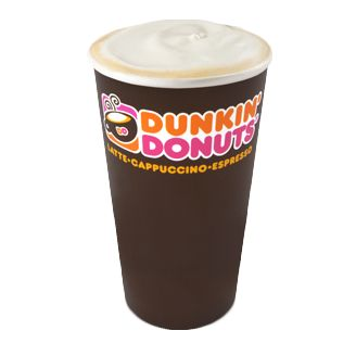 Dunkin Donuts Small Hot Chocolate Carbs