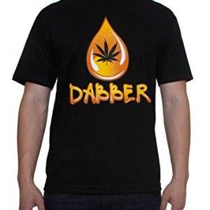 Mens Dabber Marijuana Short-Sleeve T-Shirt