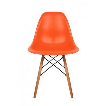 Plastic coloured chairs - easy clean