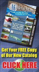 Get Your Metal Mart Catalog Now