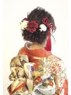 【卒業式/入学式】袴・和装向け!上品なヘアアレンジまとめ2016 - NAVER まとめ