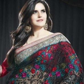 All New Zarine Khan Sarees