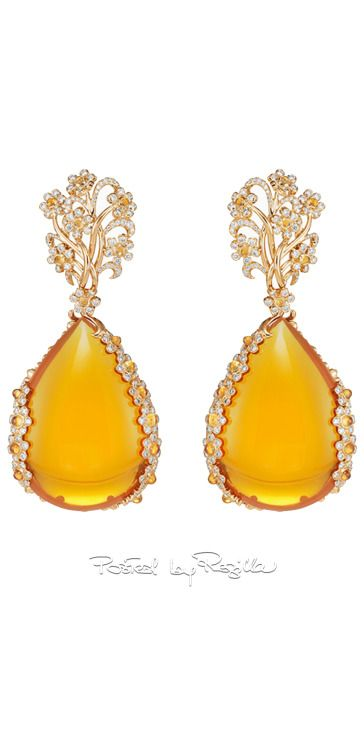 Rosamaria G Frangini | High Yellow Jewellery | Regilla ⚜ Chopard