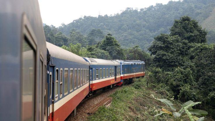 On board Vietnam's epic, 1726km slow-speed train