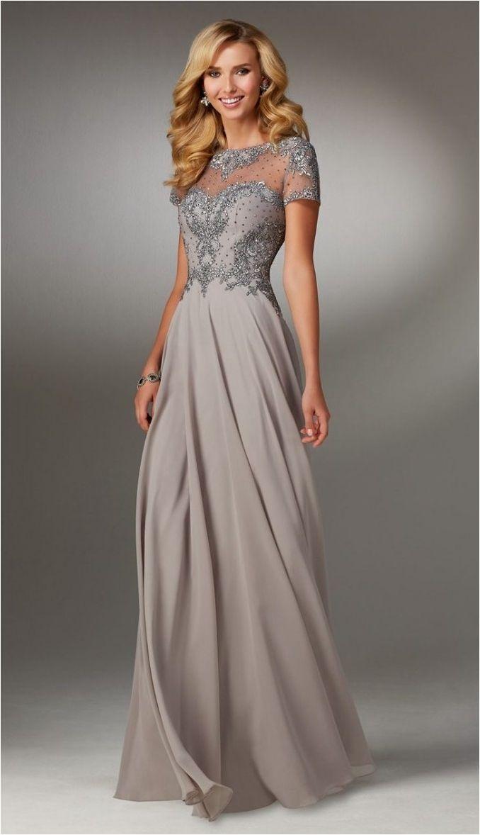 Elegant Mother Of The Bride Dresses Trends Inspiration & Ideas (61)