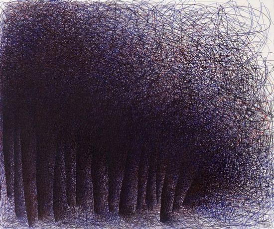 IL-08-MMC081-550x460.jpg (550×460) Il Lee Ballpoint Pen Drawings