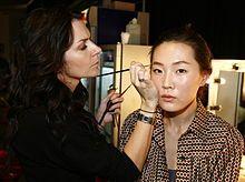 Make-up artist -