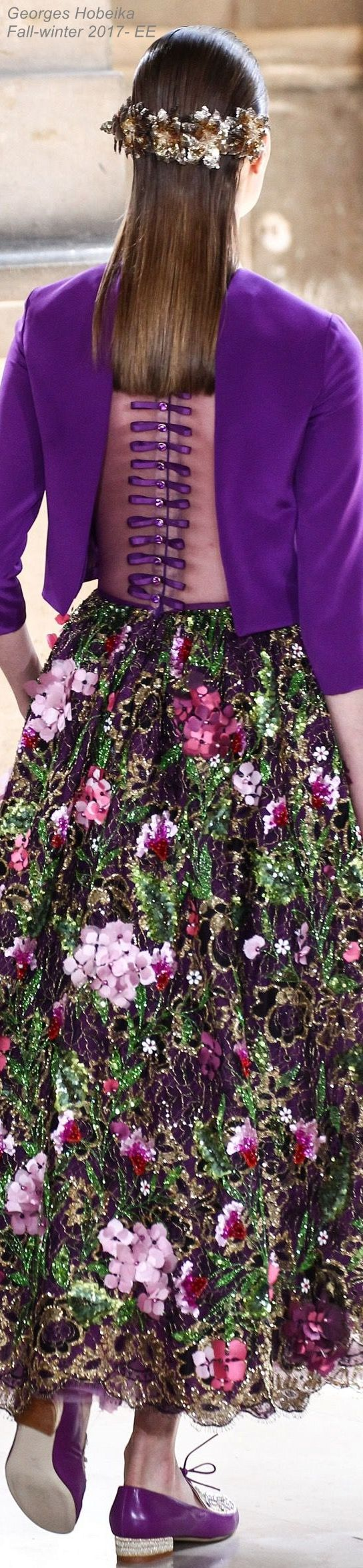 Georges Hobeika Fall-winter 2016-2017