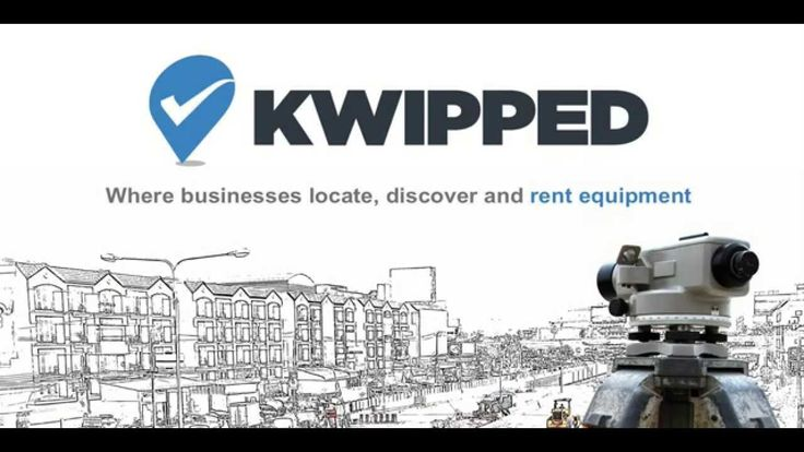 #StartupStory #4: @KWIPPED, a new addition to the #SharingEconomy. The company provides a marketplace type of platform for equipment owners and those who require the same, and helps them collaborate and utilize the assets in the best possible way. The company is not only addressing the problem of idle assets, but are also offering the benefits of #collaborativeconsumption to B2B market.  In conversation with @Robert Preville, Founder and CEO of #KWIPPED.