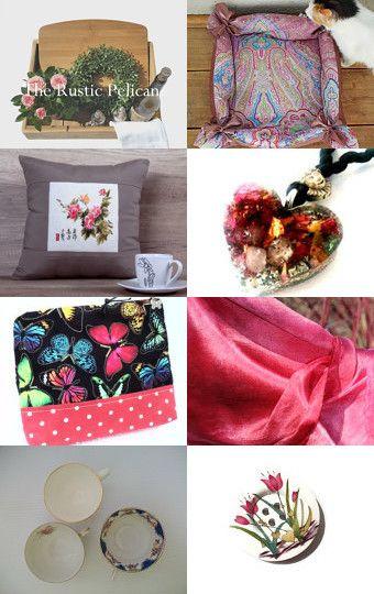 Handmade gifts by Marina Varivoda on Etsy--Pinned with TreasuryPin.com