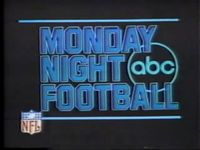 Image result for Monday Night Football 70's