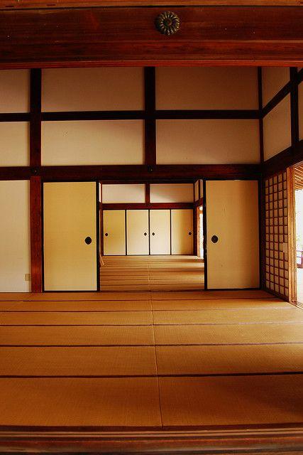 Washitu for basement training room