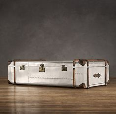 Stunning Richards Trunk Coffee Table Metal Trunk Coffee Table Santaconapp