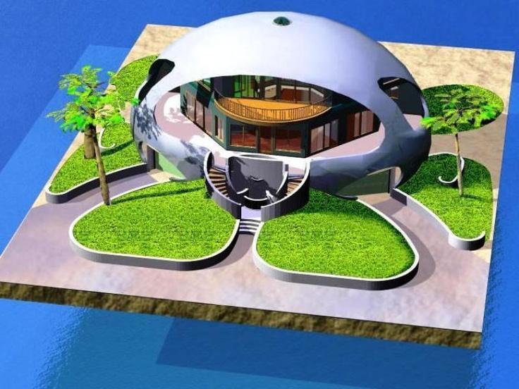 Dome home model