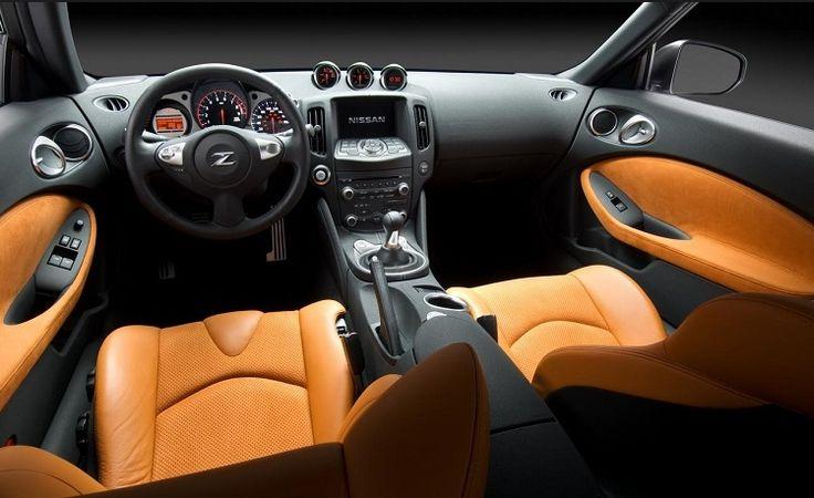 2018 Nissan Z Interior Style Design