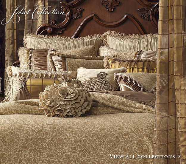 Marquise luxury bedding collections custom bedding bed linens