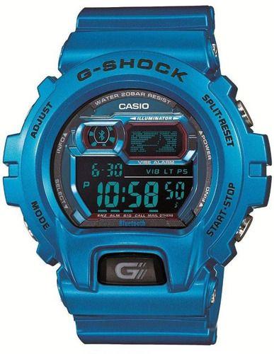 Niesamowity zegarek Casio. Nowoczesne rozwiązania tego zegarka zachwycają :)  Na ekranie zegarka można odczytać wiadomość e-mail lub np. sprawdzić tytuł słuchanego właśnie utworu Mp3. Wszystko to za pomocą bluetooth i kontaktu zegarka z telefonem :)