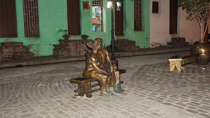 Plaza del Carmen en Camaguey by Miguel Discart · Wild Caribe