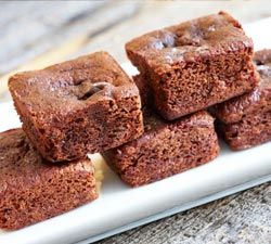 Old fashioned brownie recipe.  Easy to make and will delight everyone!