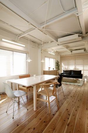 <実例No:45>自然素材でシンプルモダンな北欧デザインに:東京都江東区:リフォーム事例 |住宅リフォーム・マンションリフォームならオクタ