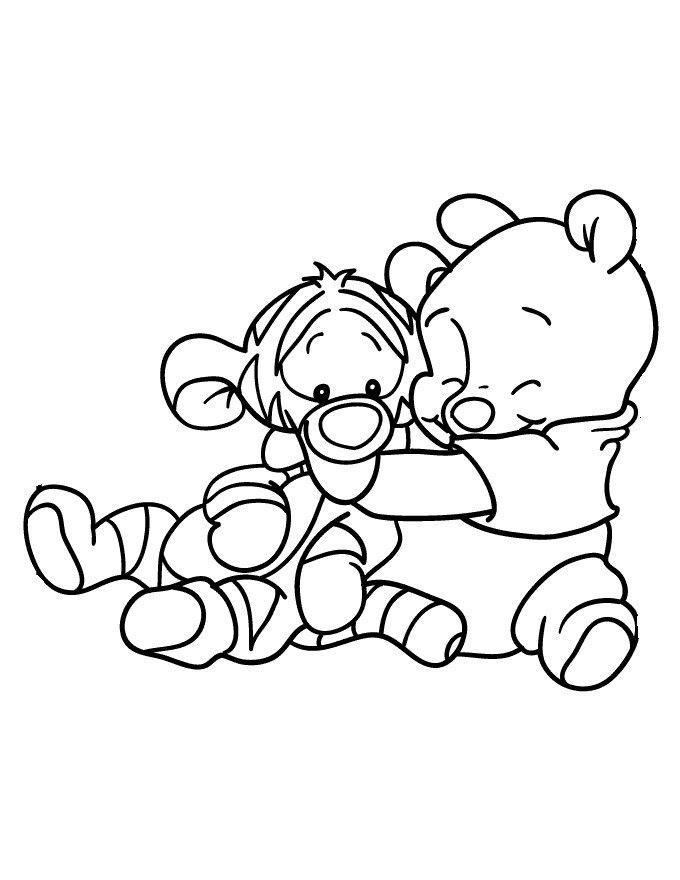 Mejores 135 imágenes de Baby Disney en Pinterest | Bebé disney ...