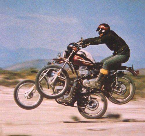 Harley Davidson AMF Scrambler