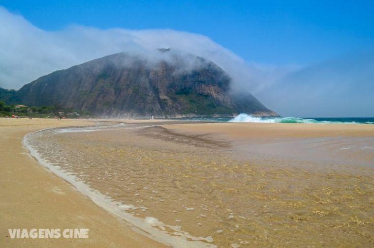 Melhores Praias do Rio de Janeiro: Praia de Itacoatiara, Niterói