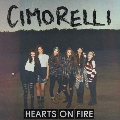 Download free 9 songs here http://noisetrade.com/cimorelli/hearts-on-fire and tell me your favorite!!!  #30DaysOfHeartsOnFire #Christina #Katherine #Lisa #Amy #Lauren #Dani #Cimorelli #CimorelliBand #CimFam