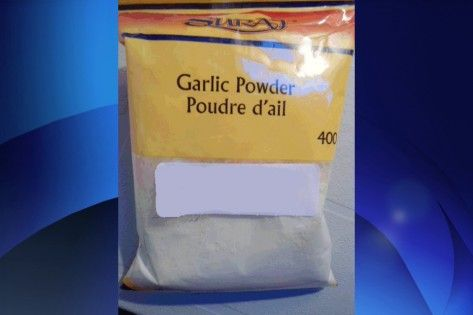 Suraj brand Garlic Powder recalled due to Salmonella - Canadian Basics